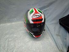 SUOMY Apex Italia Bandiera Italiana Integrale Casco Moto XXXL