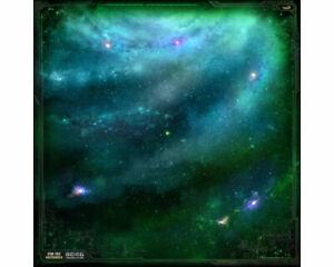 Star Trek: Ascendancy - Borg Playmat