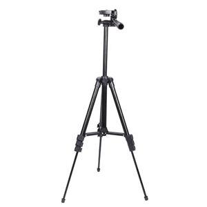 Stabilizer Stativ Kamera Ständer Schwarz Leichtes Reisestativ mit Kugelkopf