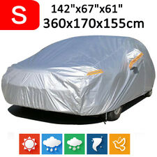 "142"" Hatchback Car Cover Sun UV Dust Snow Rain Resistant Waterproof Protection"
