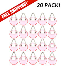 Invisible Adhesive Plate Hanger Set Vertical Plate Holders For Wall Hang 20 Pcs