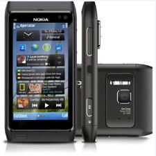 "Original Nokia N8 N8-00 Pantalla Táctil 12MP 3G Wifi Bluetooth 16GB ROM 3.5"" Teléfono"