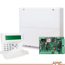 CENTRALE ANTIFURTO AMC ITALIA C24 PLUS GSM CON TASTIERA K-LCD VOICE DISPLAY LCD