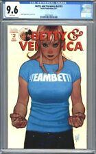 Betty & Veronica #3  Adam Hughes Cover A  1st Print CGC 9.6