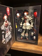 NECA Ultimate IT Pennywise Gamestop Exclusive Bloody Edition SDCC 2018 Mint