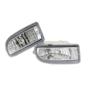2x Front Fog Lights fit for Toyota Land Cruiser FJ100 1998-2007 Left + Right li