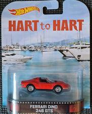 2014 HOTWHEELS - Retro Entertainment B - HART to HART - Ferrari Dino 246 GTS
