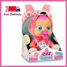 Cry Babies Fancy The Flamingo Doll, Pink Cute Toy Gift