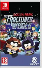 South Park and The Fractured But Whole For Nintendo Switch (New & Sealed)
