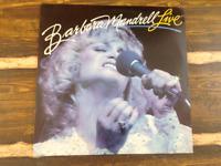 Barbara Mandrell Live Vintage Vinyl Record LP 1981