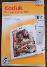 Kodak Premium Photo Paper 1960434 100 sheets