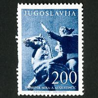 Yugoslavia Stamps # 446 VF OG NH Catalog Value $77.50