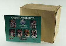 Case of 1993 Parkhurst Arena Tour Sheets #2 Edmonton Oilers Case (700)