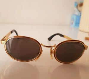 Sunglasses Vintage Retro Classic Mens Women's UV400, 80's By Sting Made in Italy