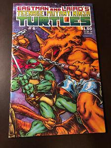 Teenage Mutant Ninja Turtles 6 NM Mirage TMNT T-192