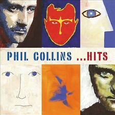 ...Hits by Phil Collins (CD, 1998, Atlantic) NEW / FREE SHIPPING