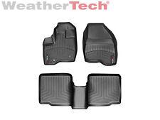 WeatherTech FloorLiner - Ford Explorer w/o Console - 2011-2014 - Black