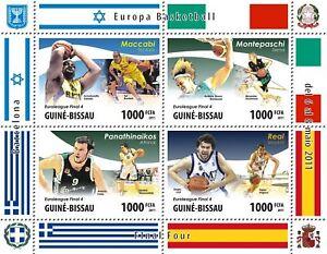 BASKETBALL SEMIFINALS 2011: ISRAEL  GREECE  ITALY SPAIN