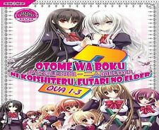 DVD Otome Wa Boku Ni Koishiteru-Futari No Elder (OVA) DVD + Free Gift