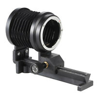 Macro Extension Bellows for Nikon F Mount Lens D90 D80 D7100 D5300 D3300 Al SLR