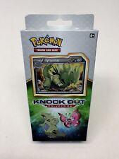 Pokemon Knock Out Collection Tyranitar w/ XY Ancient Origins & XY Primal Clash