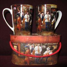 Jazz Set 2 mugs Boite cadeau Nuova R2S