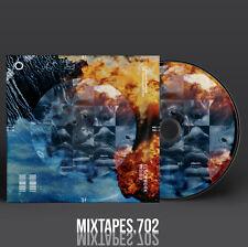 Flatbush Zombies - Clockwork Indigo Mixtape (Full Artwork CD/Front/Back Cover)