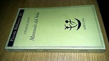 CHARLES DUFF-MANUALE DEL BOIA-ADELPHI PICCOLA BIBLIOTECA 112-1981-SM97