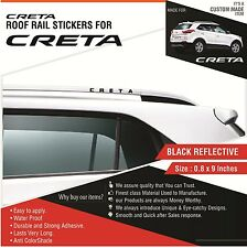 CRETA - Roof Rail Sticker for Hyundai Creta