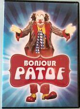 Bonjour Patof ,Dvd