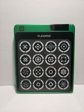 Green Flashpad Infinite Electronic Game Pre-Owned Works Great 33800
