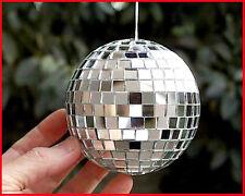 SPARKLNG LIGHT 4 INCH Mini Disco MIRROR BALL Party fun, reflected sunlight