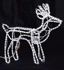 "24"" LED Reindeer Lighted Christmas Outdoor Decor Yard Art"