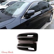 für BMW G20 G21 G30 G38 G11 G12 Glanz Schwarz ABS LHD Außenspiegelkappe Add-on