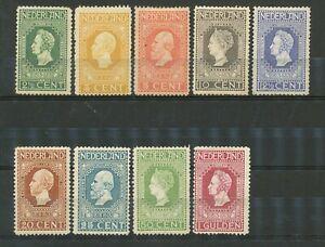 Nederland   90 - 98 ongebruikt; tweede keus