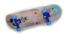 Grafik Holz Fingerskateboard World-Creative ABSTRACT WIFE / BL / BL Fingerboard