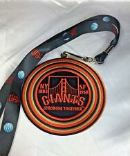 SF Giants NY SF Giants Stronger Together  2015 Patch AT&T SGA #6 Of #6