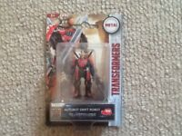 Transformers The Last Knight Metal Autobot Drift Robot Figure Dickie Toy New