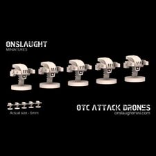 Onslaught Miniatures - Attack Drones - 6mm