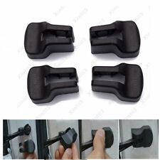 4x Car Door Lock Check Arm Protection Cover Cap For Mazda 2/3/5/6/ MX-5 CX-5/7/9