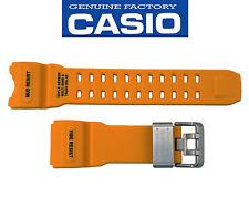 CASIO G-SHOCK  Mudmaster Watch Band Strap GWG-1000-1A9 Original Yellow Rubber