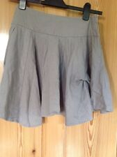 Next Assymetric Gathered Rouched Skirt Size 6 -8