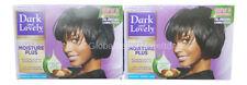 2 X Dark and Lovely Soft Sheen Carson-Sin Lejía Relajante Kit (regular)