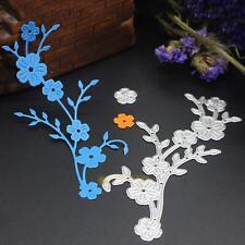 Metal Flower Cutting Dies Stencils For Scrapbooking Album DIY Craft Embossing