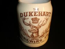 Circa 1910 Dukehart Brewing Mug, Baltimore, Maryland