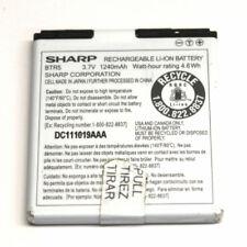 Original OEM Sharp BTR5 Li-Ion Battery Pack 1240mAh 3.7 Volts for FX Plus Phone