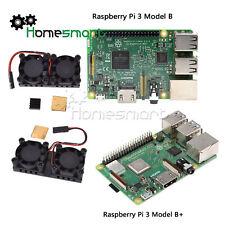 Raspberry Pi3 Model B B+ Quad 1.2GHz 1.4GHz 64bit CPU WiFi & Bluetooth AHS