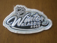 2008 WINTER CLASSIC NHL PATCH - PENGUINS vs SABRES