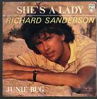 SHE'S A LADY - JUNIE BUG # RICHARD SANDERSON