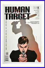 Human Target #4 DC, January 2004 White Pages NM Comic Book